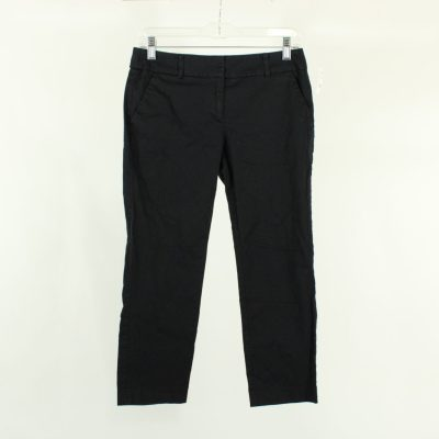 New York & Company Black Crop Pants | Size 2