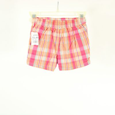 Garanimals Pink Plaid Shorts | Size 3T