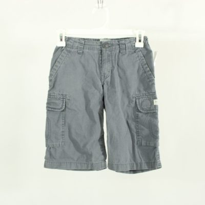 Children's Place Gray Cargo Shorts | Size 7