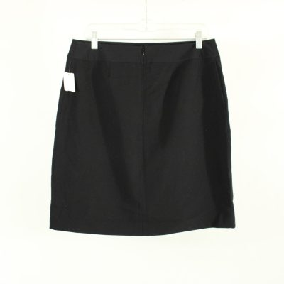 Laura Scott Black Skirt | Size 12 Petite