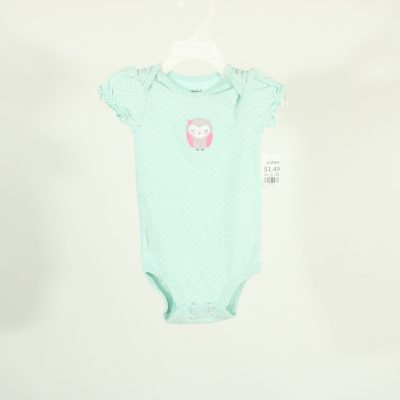 Child Of Mine By Carter's Owl Onesie | Size 6-12M