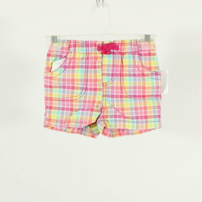 Circo Colorful Plaid Shorts | Size 18M