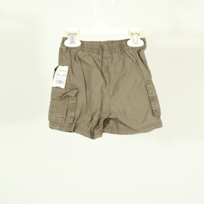 Cherokee Brown Shorts | Size 9 Months