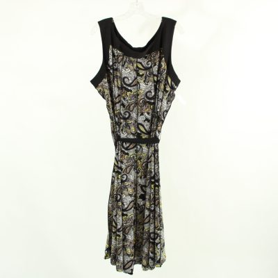 Blair Paisley Dress | Size 2XL
