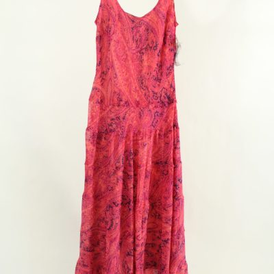 NEW Jones Wear Pink Paisley Dress | Size 6