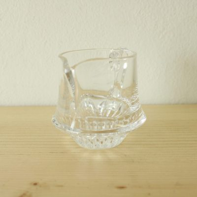 Cut Glass Creamer Pourer