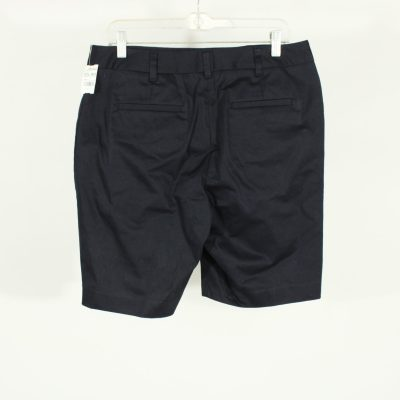 Liz Claiborne New York Jackie Navy Shorts | Size 12P