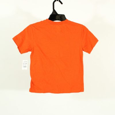 The Children's Place Orange Skateboard Shirt | Size 5/6