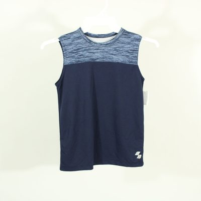 The Children's Place Blue Athletic Tank | Size 7/8