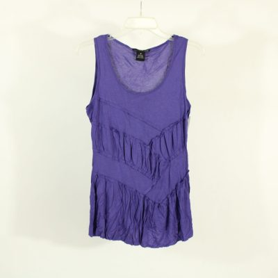 Willi Smith Purple Tank Top | Size M