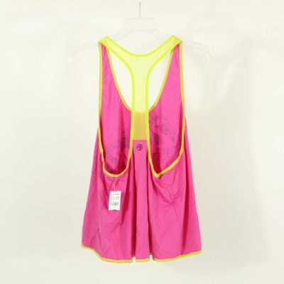 Zumba Lightweight Pink Athletic Top | Size L