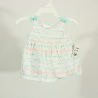 Gymboree Pastel Pattern Top | Size 0-3 Months