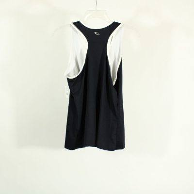 TekGear Black Athletic Tank | Size L