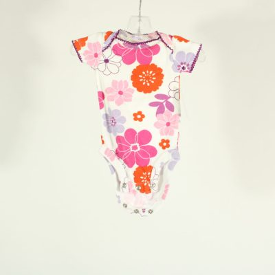 Just One You By Carter's Floral Onesie | Size Newborn