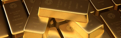 My third pick for my new ETF portfolio: A gold ETF