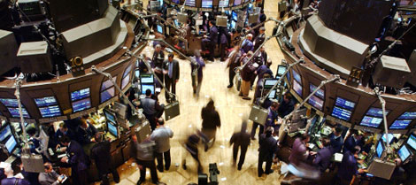 Markets rediscover risk–for a day anyway