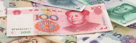 China's foreign exchange reserves fall below $3 trillion
