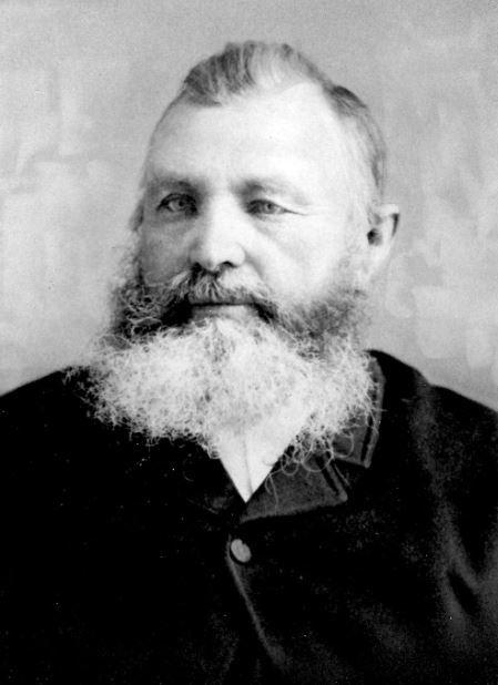 Rev. Peter Dicke