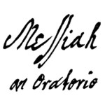 Title of Messiah in Handel's own handwriting