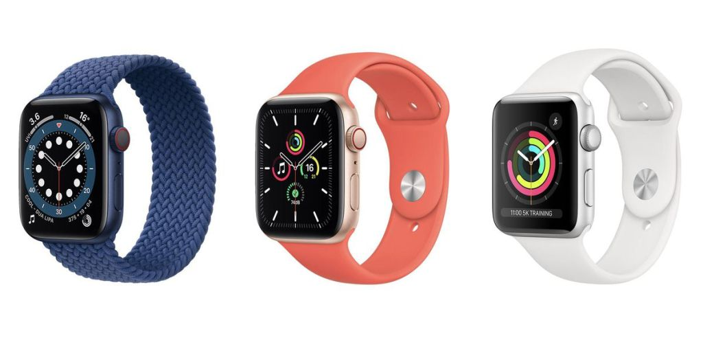 Latest Apple Watch and Their Features (Nigerian)