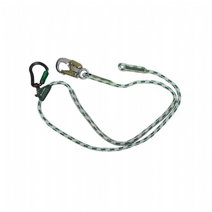 Lanyard, 8' Secondary Rope CSA Approved Utility Supplies