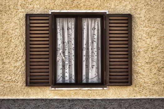 Fenster früher und heute