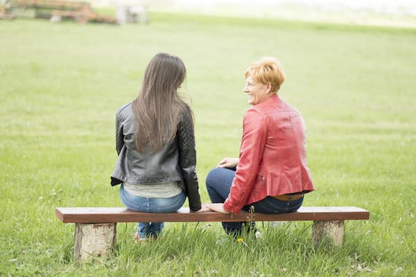advance directive-women-talking