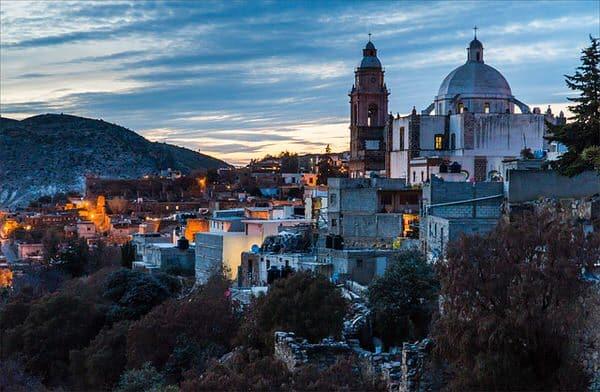 retiring abroad+cityscape-mexico