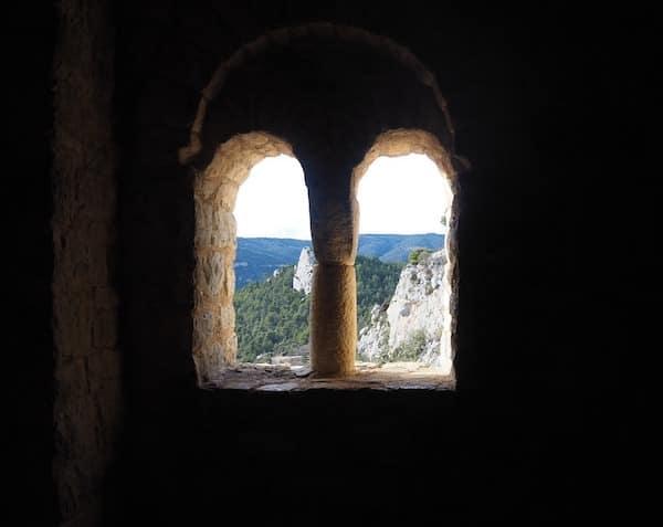midlife loneliness+castle-window