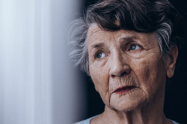 dementia and pleas to go home+wistful-old-lady