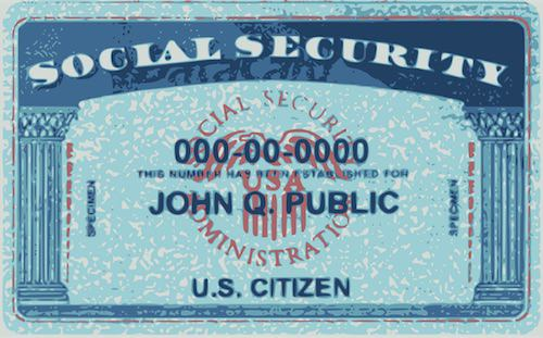 retirement income planning for women+Social-Security-card