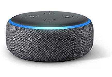 Alexa can help you age in place+echo-dot