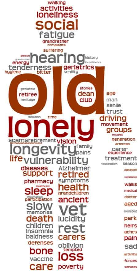 longevity economy+old-lonely