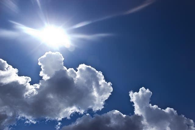 SAD and menopause+blue-sky