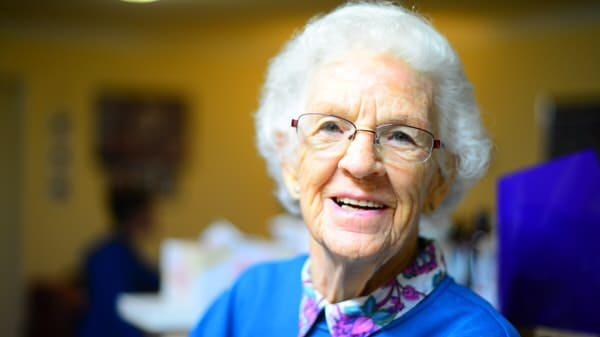 legacy video questions+happy-elderly-woman
