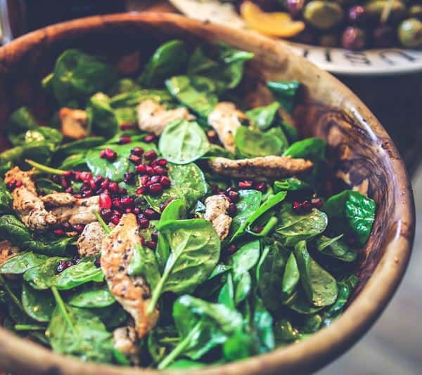 my experience on the MIND diet+salad