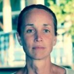 Portrait of designer Lara Farnham