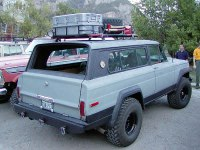 Grand Wagoneer Roof Rack - Lovequilts
