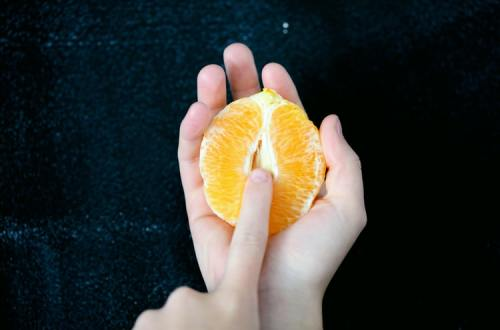 portocala simuland vulva