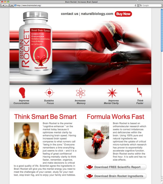 Web Landing Page Design by Judah Creative (Branson, MO - Springfield, MO)