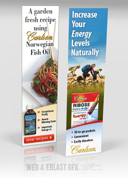 Web Ad Design by Judah Creative (Branson, MO - Springfield, MO)