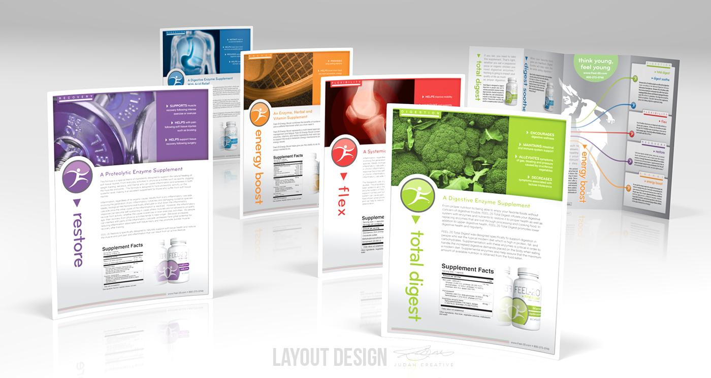 Flyer & Brochure Design Judah Creative