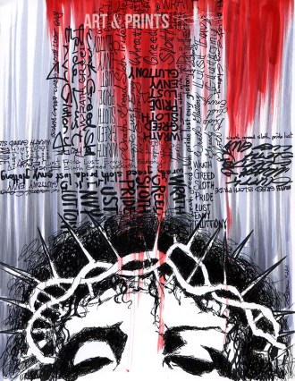 The Passion of the Christ The-Cost by Judah Fansler