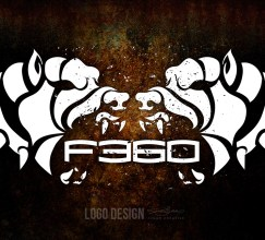 Logo Design - F360 by Judah Creative, a Graphic Design Studio near Branson & Springfield, MO