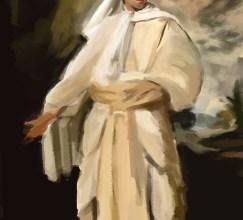 Digital Painting Doodle #10: Study of Joshua Reynolds' Omai: Phase 1 by by Judah Fansler, Artist, Designer, Illustrator at Judah Creative, A full service Graphic Design & Illustration Studio
