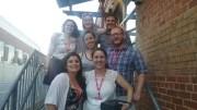 MSA Student Section Executive Board at MSA 2017 in Athens GA