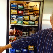 Dr. Khalid Hameed manages Duke's fungal culture collection