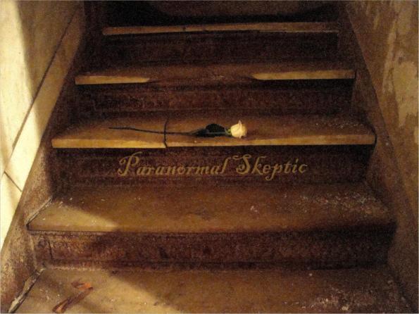 paranormal skeptic
