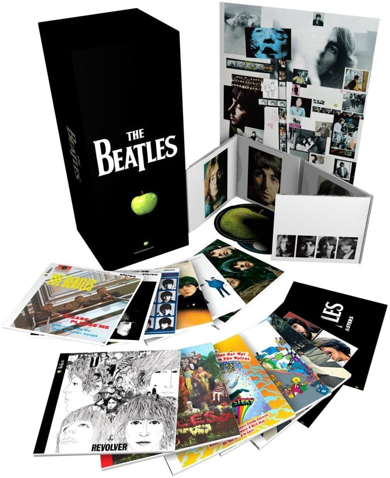 The Beatles 2009 remasters (1/4)