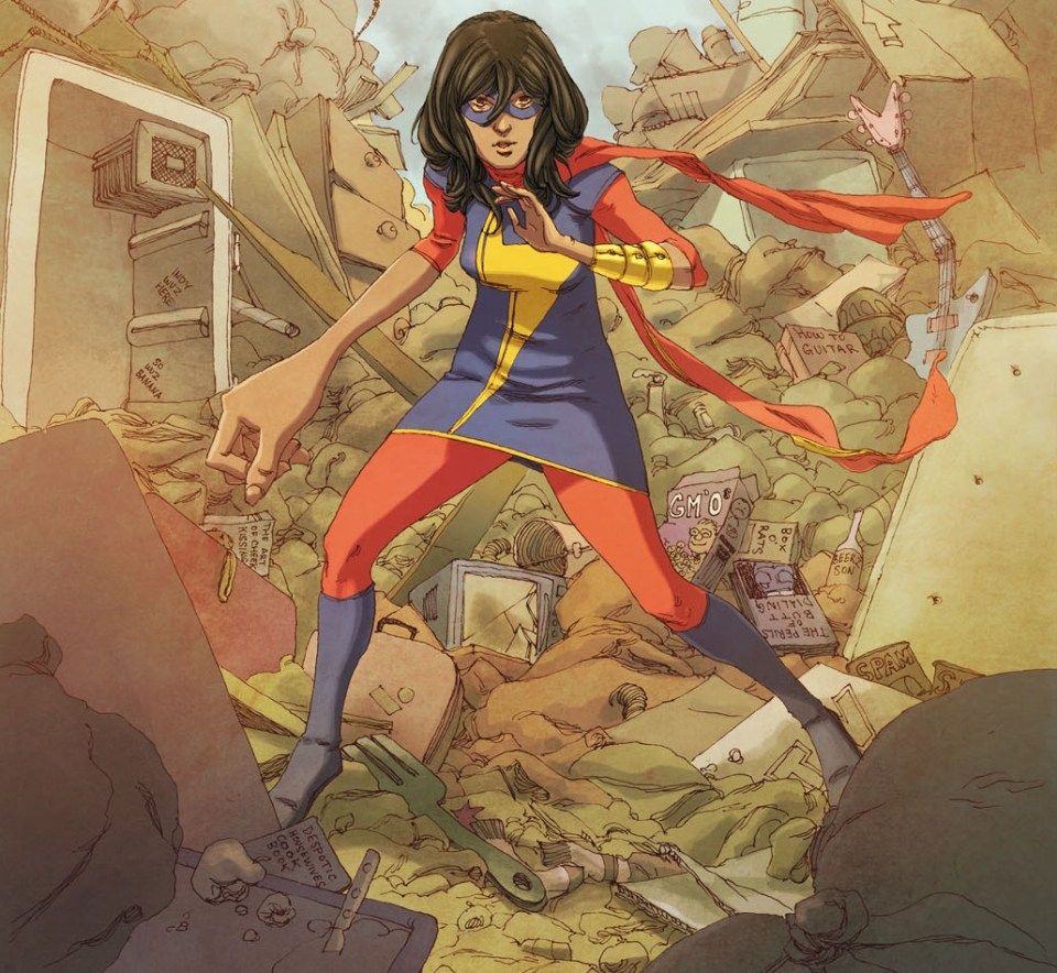 Nova Miss Marvel